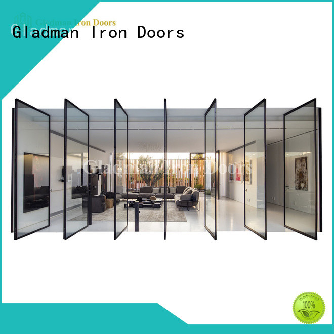 Gladman exterior pivot door design for wholesale