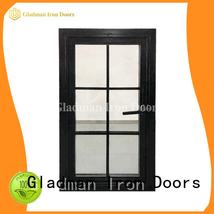 high quality aluminum front door fast shipping for retailer