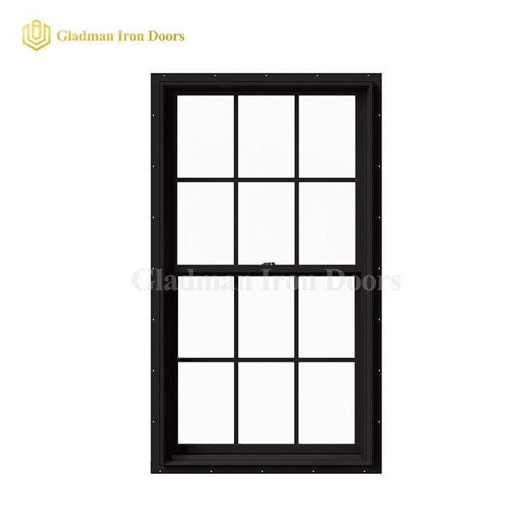The Latest Aluminum Windows W/ Rain-roof Design