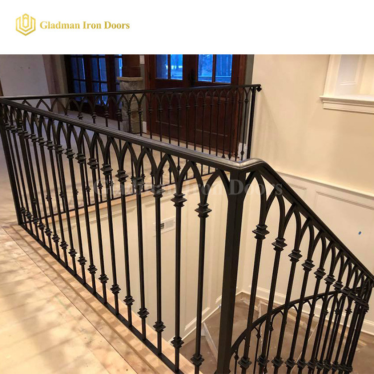 Latest House Iron Railing  GRB-03