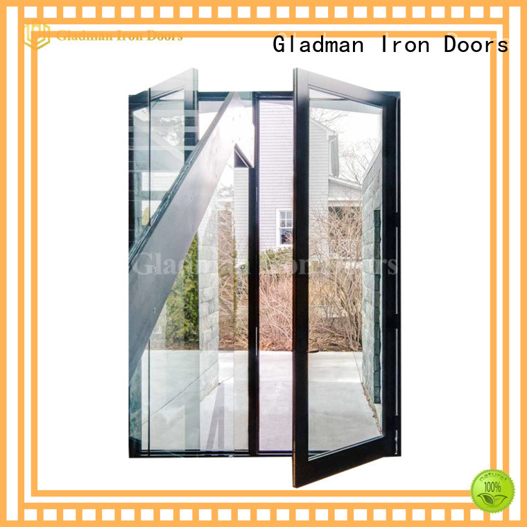 Gladman large pivot door customization for importer