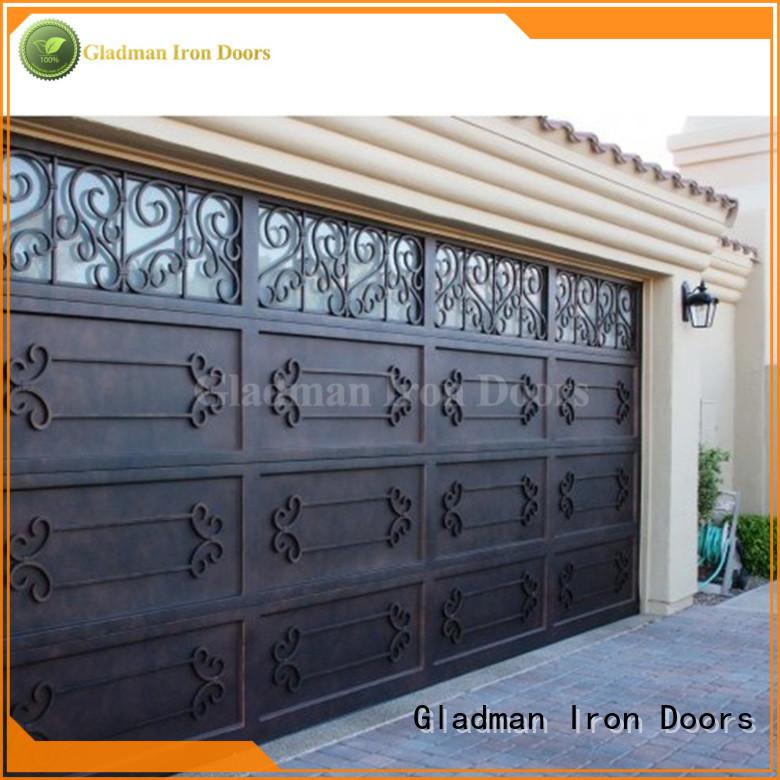 Gladman high standard discount garage doors supplier for carport