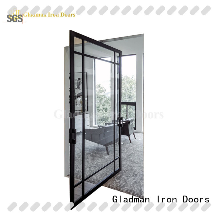 Gladman pivot shower doors customization for wholesale