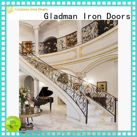 Gladman new latest railing designs exporter for retailer