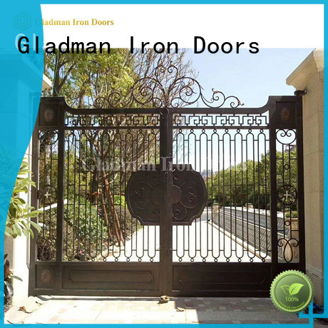 Gladman sturdy door gate wholesale for colleges
