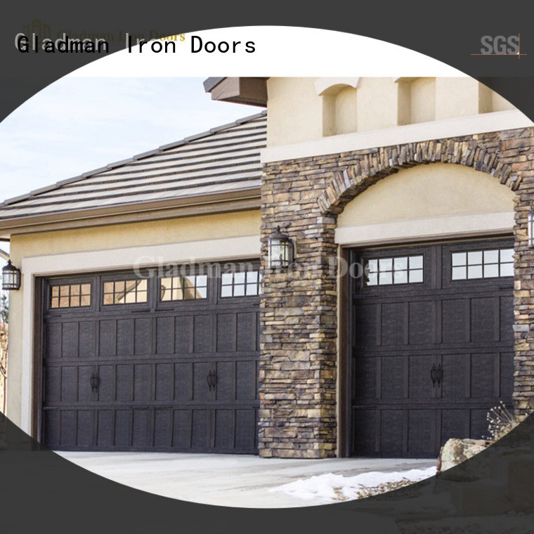 most popular diy garage door wholesale for villa