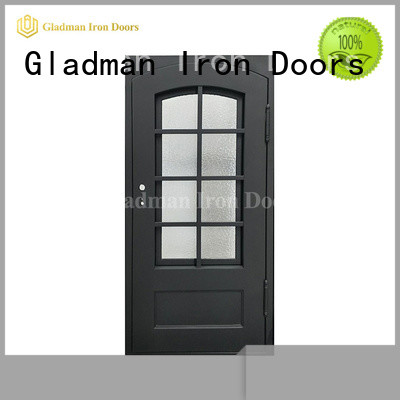 Gladman single front door designs one-stop services for home