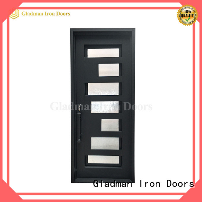 high-end quality single patio door factory for room