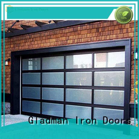 Gladman 8x8 garage door factory