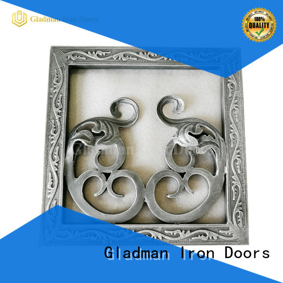 Gladman crazy price french door hardware factory for distribution