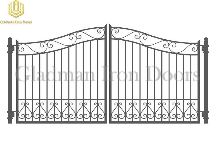 Custom Iron Common Gate CG-10