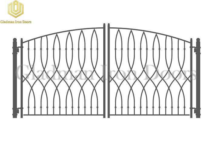 Custom Iron Common Gate CG-11