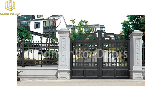 Aluminum Gate AG-07