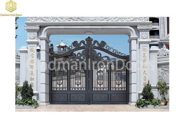 Aluminum Gate AG-11