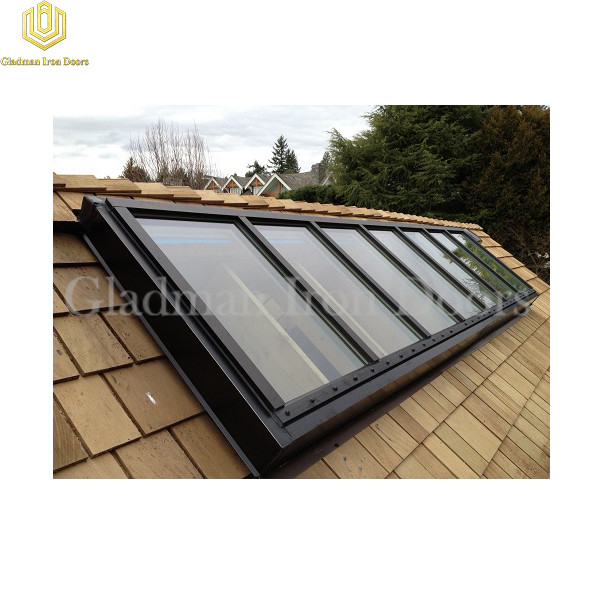 Gladman Aluminum Skylight With Double Pane Glass AS-03