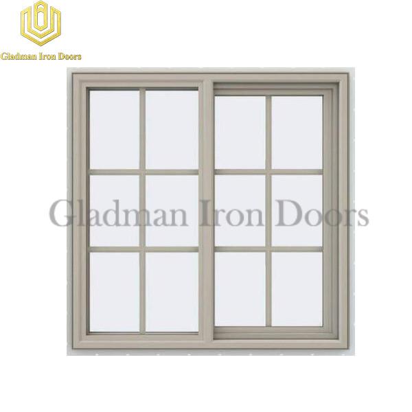 Custom Aluminum Slilding Window W/ a Fixed Side Design