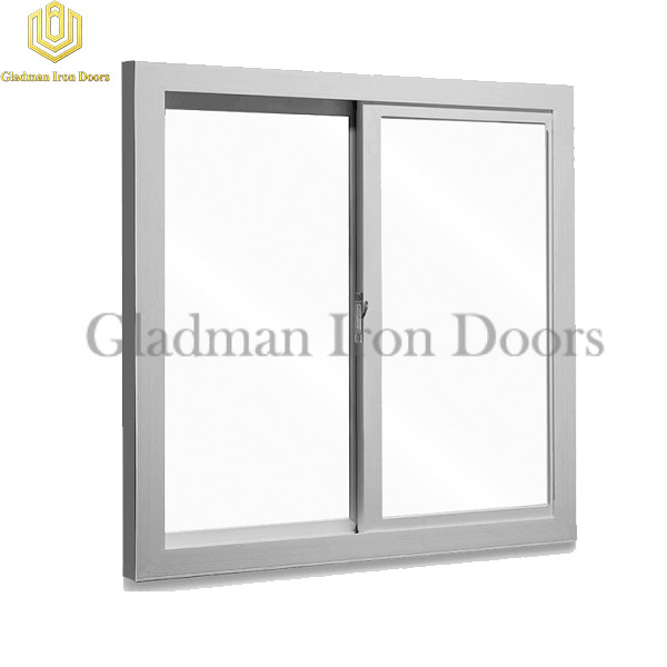 Aluminum Window Sliding Design W/Clear Glass