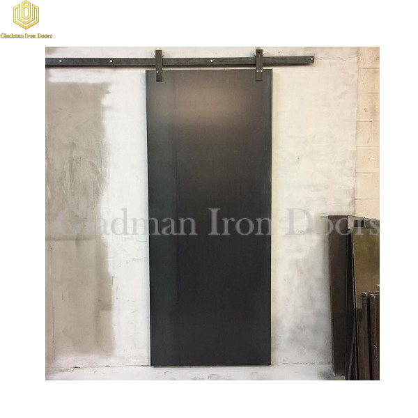 Wrought Iron Barn Door BD-07