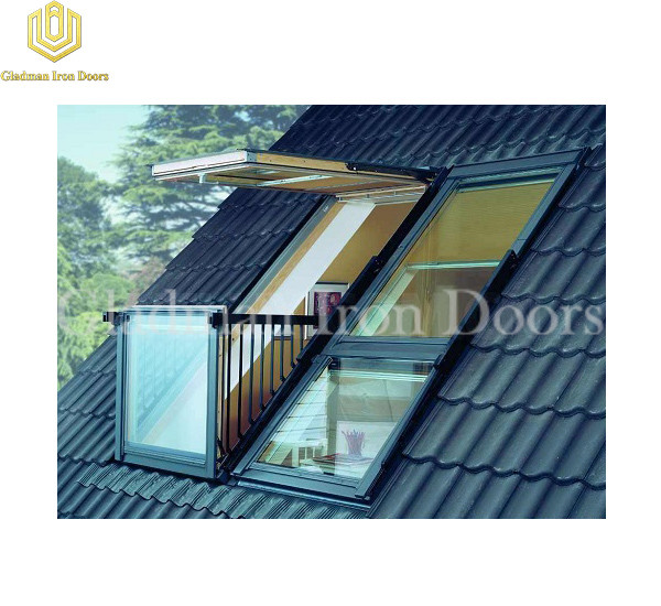 Aluminum Skylight With Clear Glass AS-01