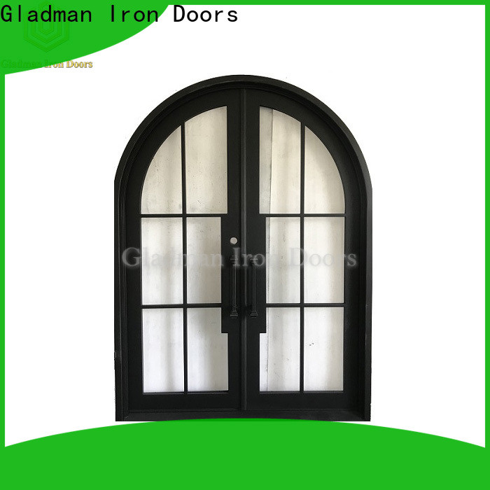 Gladman double front doors wholesale for home