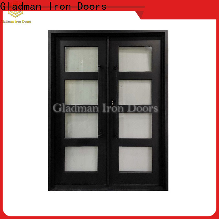 Gladman double door manufacturer for outdoor