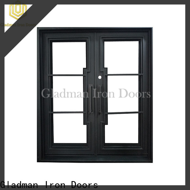 Gladman glass french doors wholesale for pantry