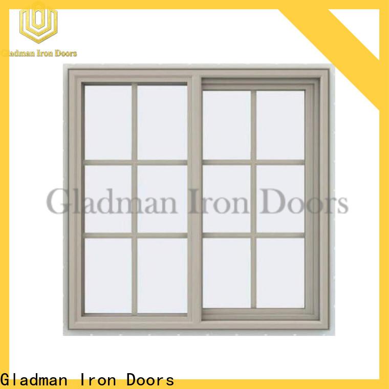 Gladman high quality aluminium casement windows wholesale
