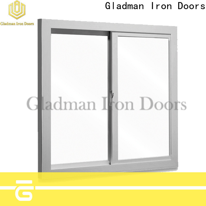 aluminium double glazed windows factory