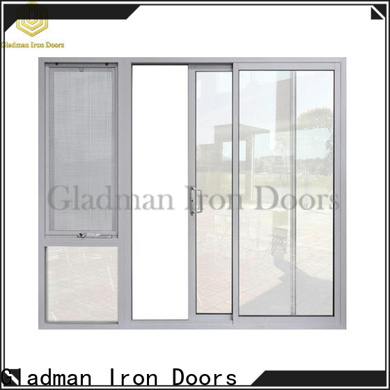 Gladman custom windows factory for distribution