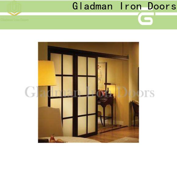 Gladman bifold windows customization for retailer