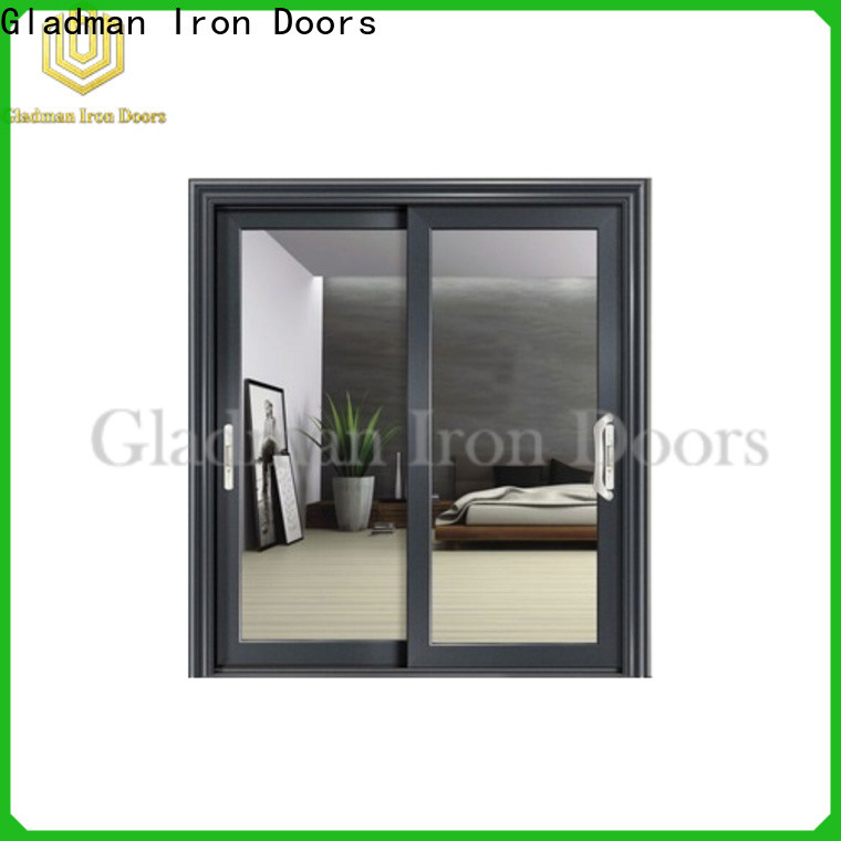 Gladman elegant Aluminum window system design for retailer