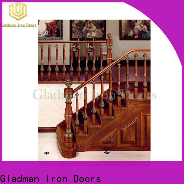 custom aluminum stair railing manufacturer