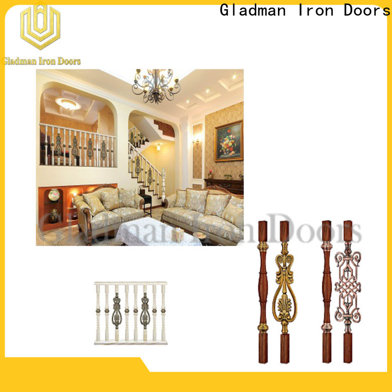 custom aluminum handrail wholesale