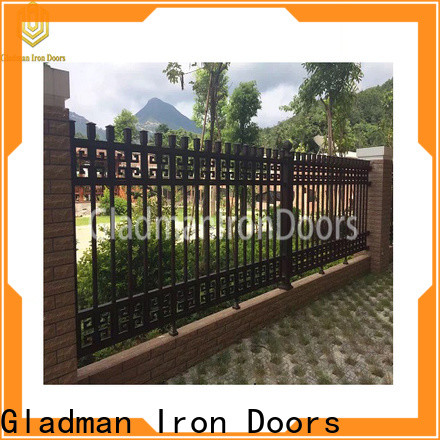 Gladman aluminum fences and gates trader