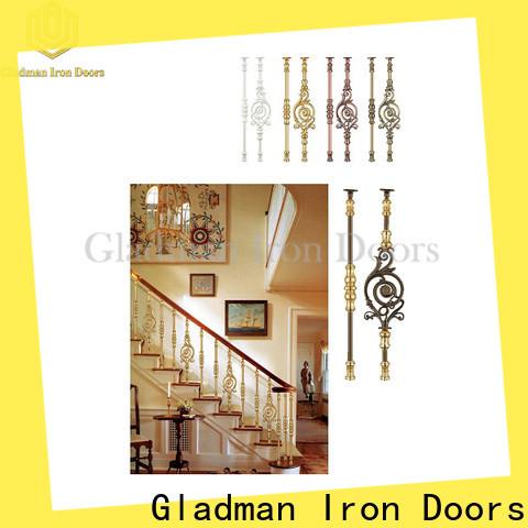Gladman custom aluminum deck railing factory