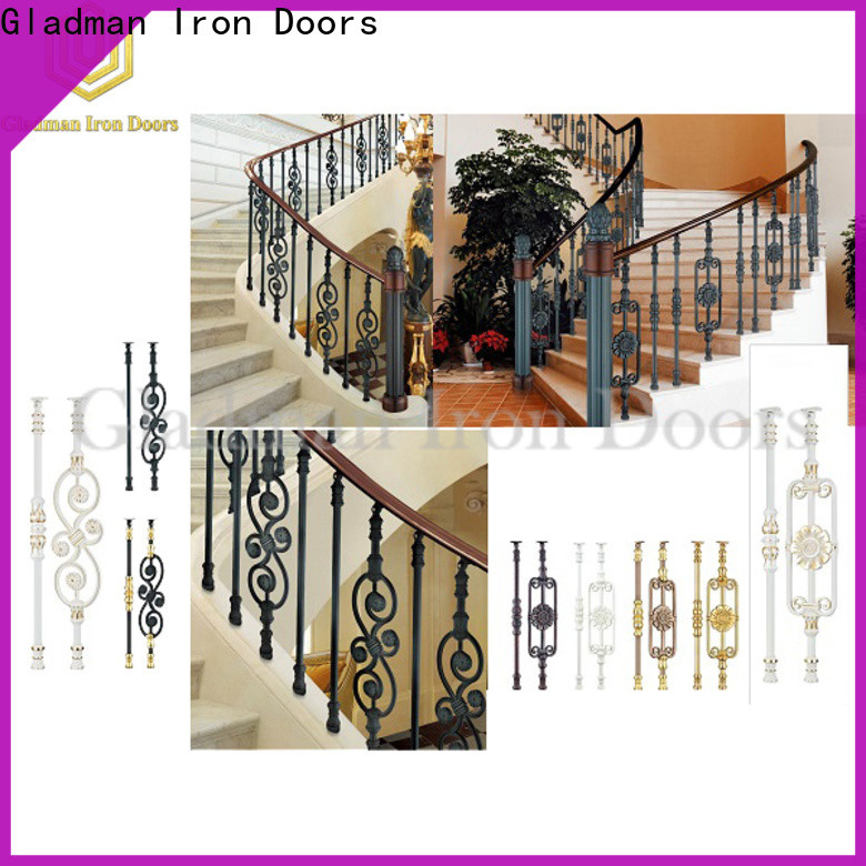 new aluminum porch railing manufacturer