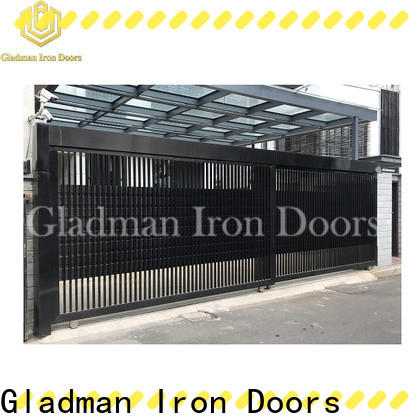 Gladman aluminium slat gates manufacturer