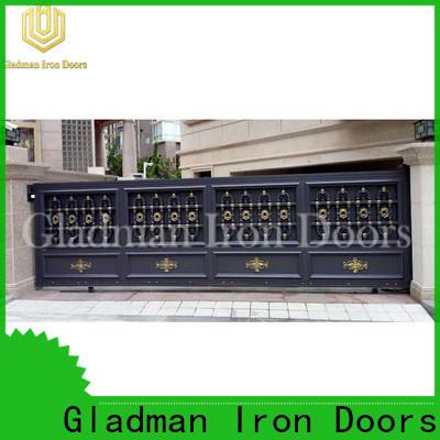 Gladman aluminium gate design wholesale