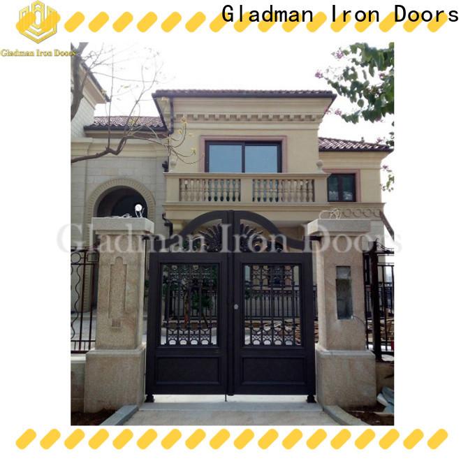 Gladman aluminium gate design trader