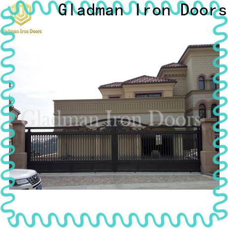 Gladman best aluminium gate design trader