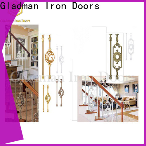 Gladman custom aluminum deck railing factory