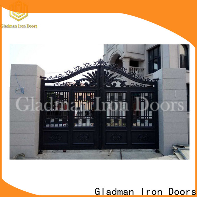 Gladman high quality aluminium gate design wholesale