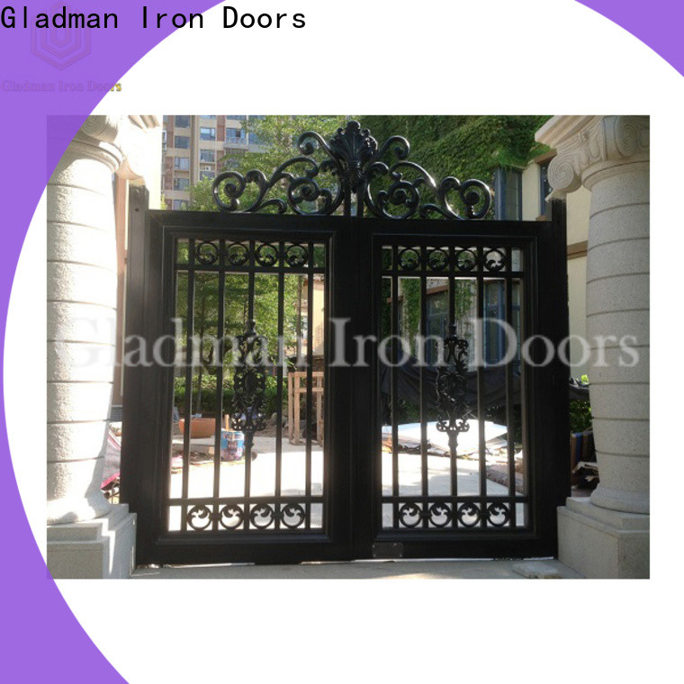 new aluminium gate trader