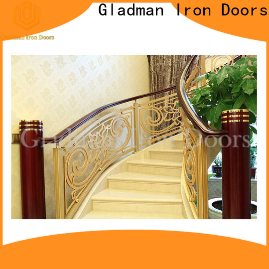 Gladman aluminum stair railing wholesale