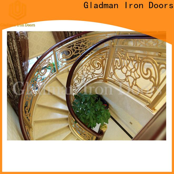 Gladman aluminum porch railing wholesale