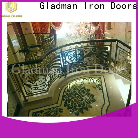 Gladman aluminum deck railing factory