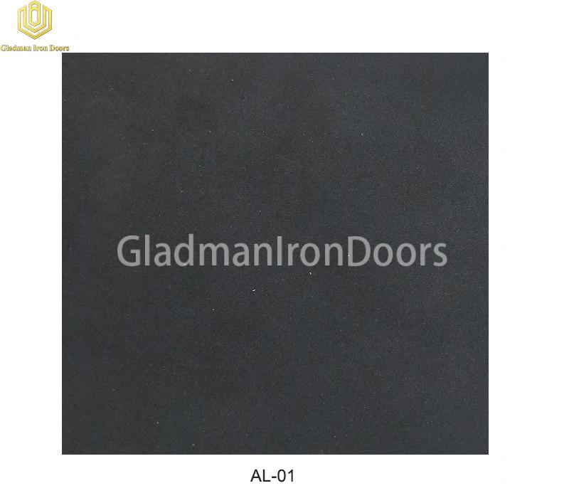 Aluminum Exterior Door Hardware AL-01 Option