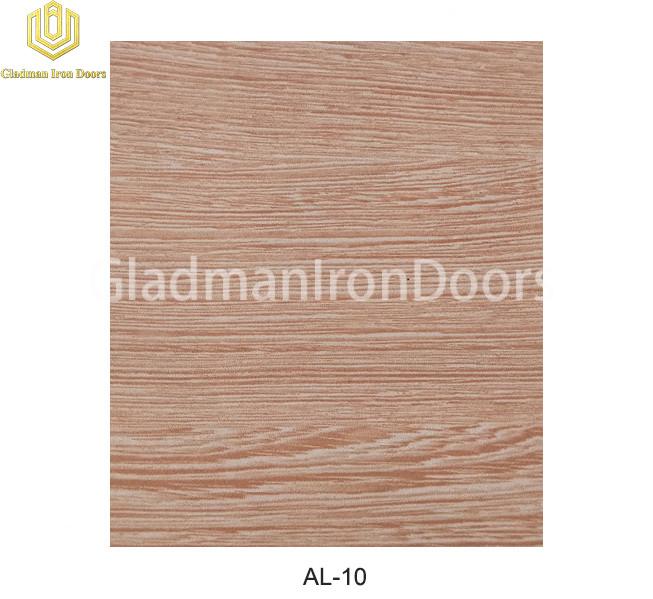 Aluminum Exterior Door Hardware AL-10 Option