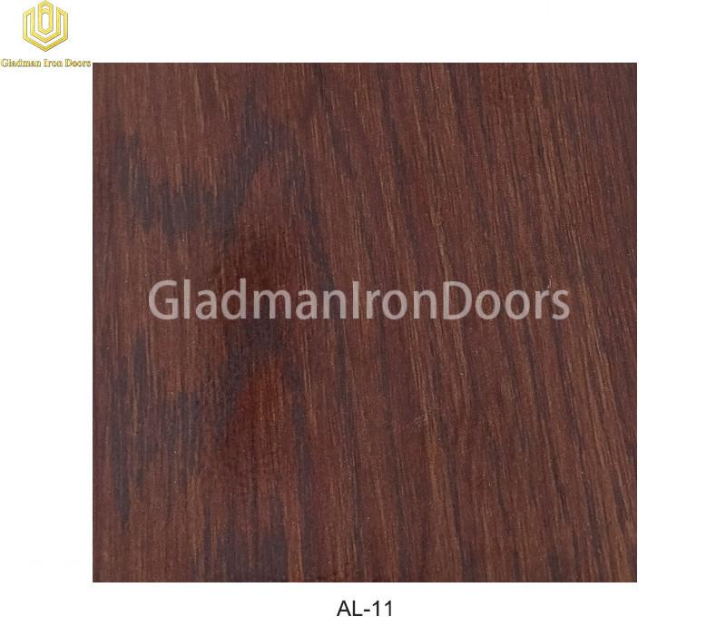 Aluminum Exterior Door Hardware AL-11 Option