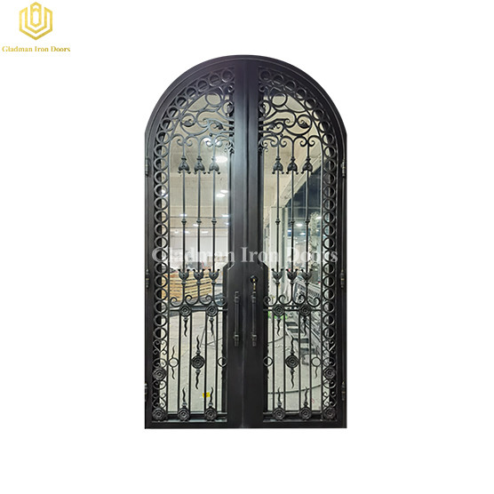 High Quality & Premium Design Hurricane Resistant Double Door